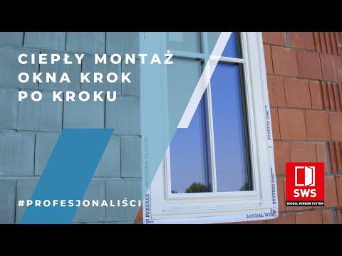 Jak wykonać krok po kroku ciepły montaż okien?