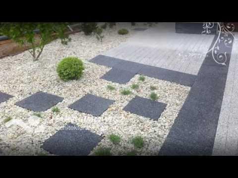 Harasimowicz - projekt i realizacja ogrodu oraz ogrodzenia z kamienia - Toruń 2013