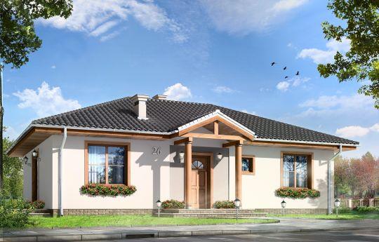Domek można zbudować za 200-300 tys. zł