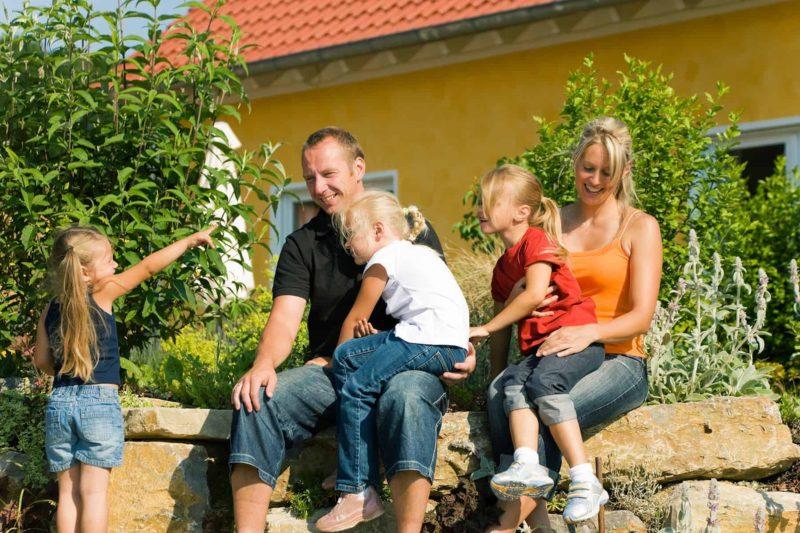 Dom dla dużej rodziny: projekt, funkcje, rozbudowa i adaptacja