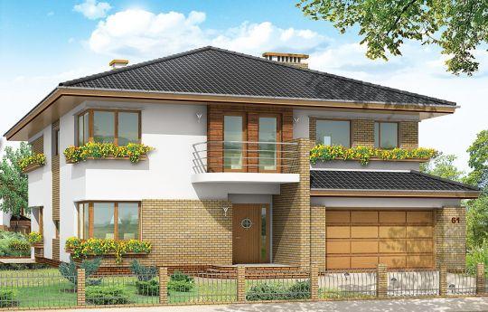 Wybór projektu domu