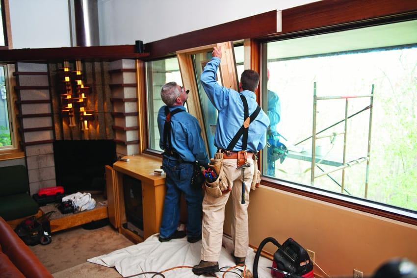 Jak zamontować okna