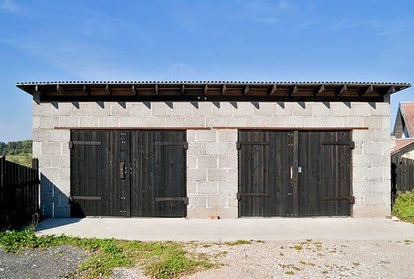 garaz wolnostojacy