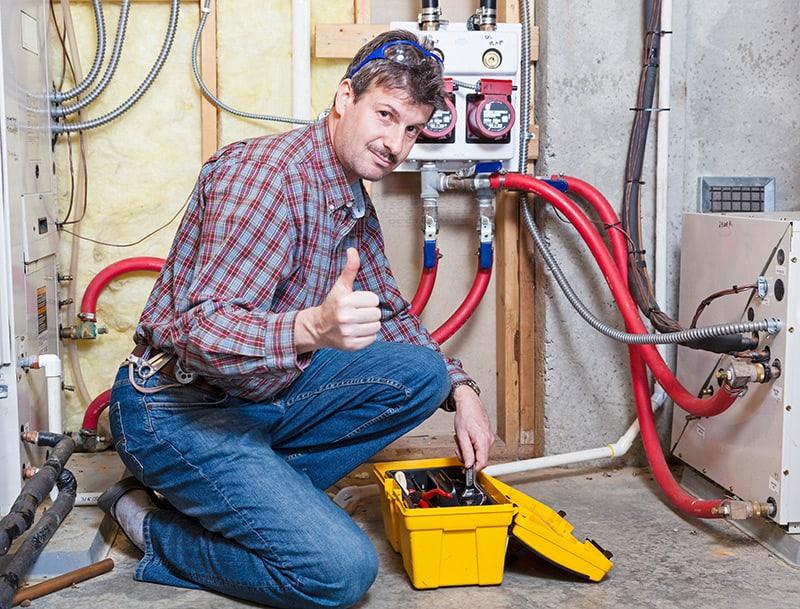 Jak zbudowana jest pompa ciepła