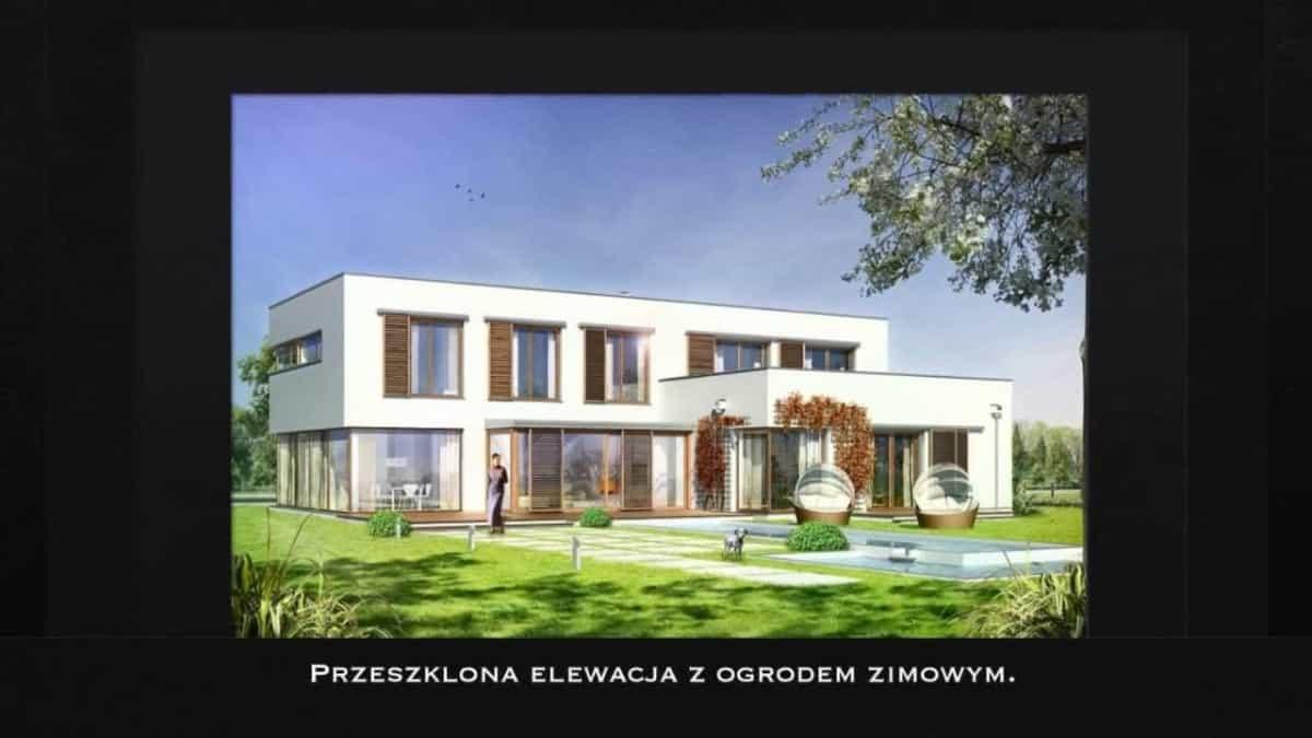 Projekt domu Vertigo z pracowni MGProjekt