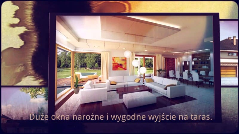 Prezentacja domu Willa z Basenem.