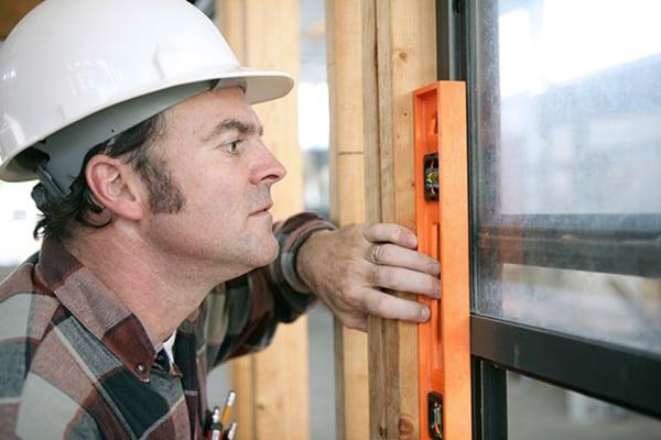 Bledy podczas budowy - okno