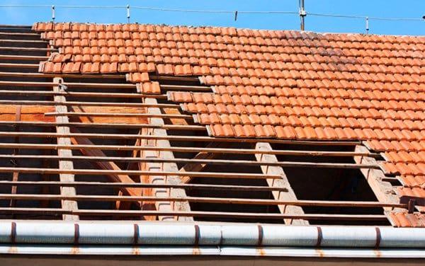 Błędy podczas budowy dachu