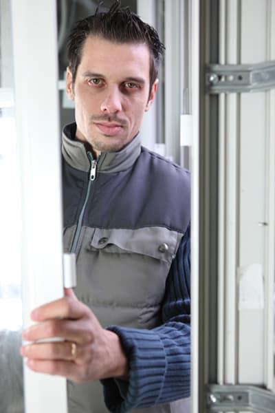 Bledy podczas montażu stolarki okiennej i drzwiowej