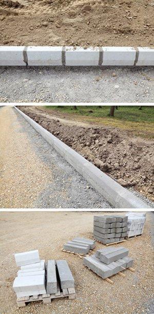Ścieżki wokół domu - budowa i wykonanie