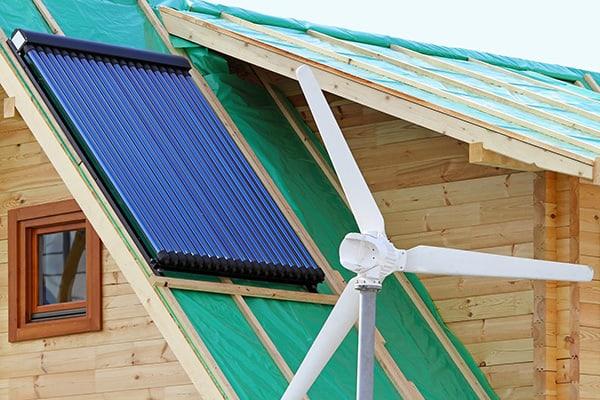 co zawierają projekty domów energooszczędnych