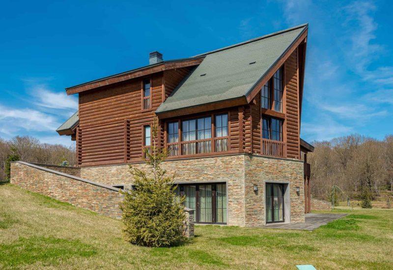 Domy z bali: projekty i ceny drewnianych domów z bali pod klucz