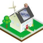 Instalacje energooszczędne. Część 4 – przydomowe elektrownie wiatrowe.