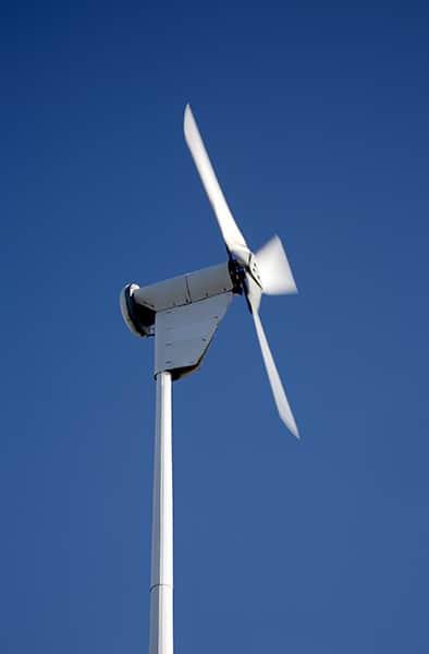 domowa turbina wiatr