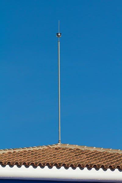 piorunochron instalcji odgromowej