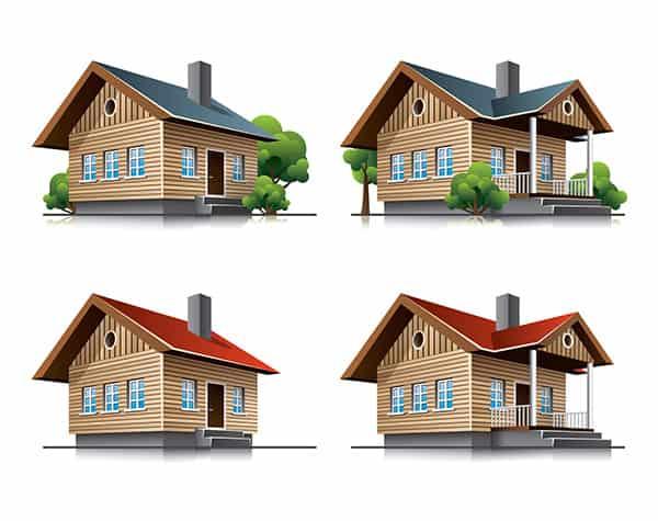 dom w stylu