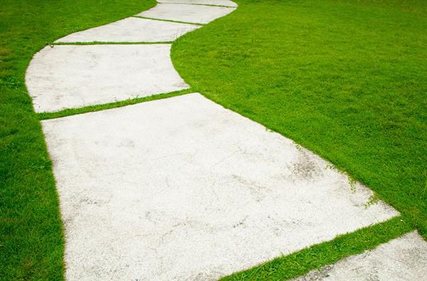 ogrod minimalistyczny