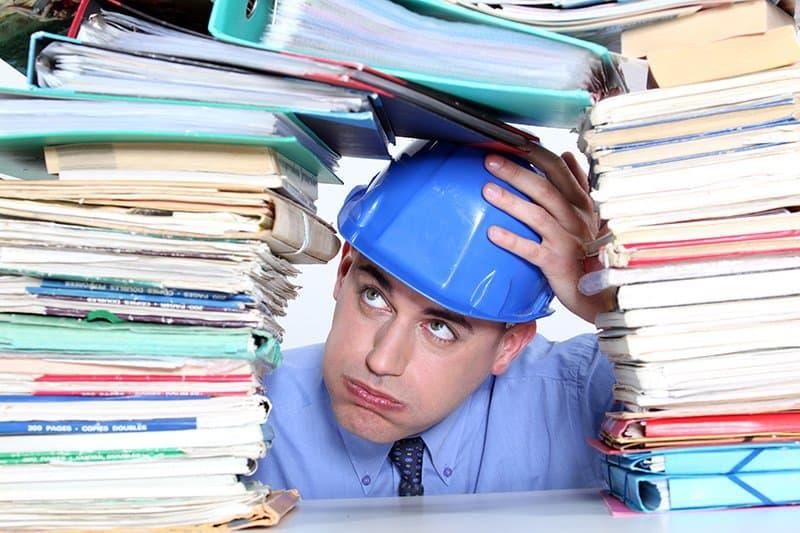 Rejestracja dziennika budowy