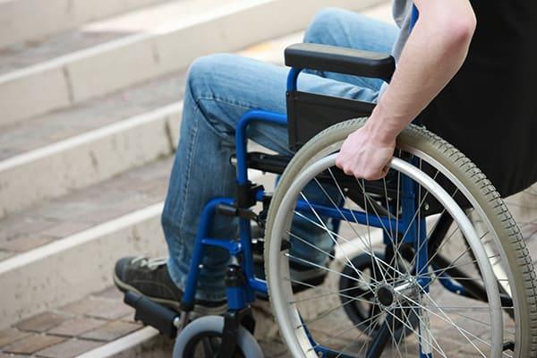Zagospodarowanie przyjaznej osobom niepełnosprawnym działki