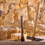 Pełna ochrona ścian i ogrodzeń z kamienia naturalnego