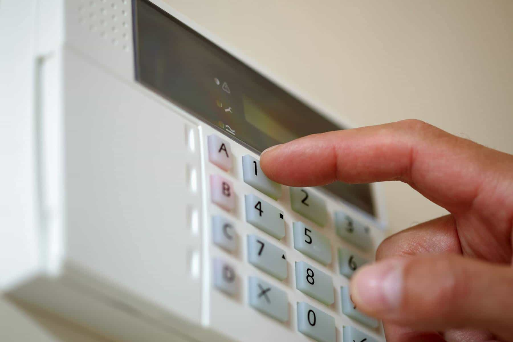 Instalacja alarmowa w domu jednorodzinnym