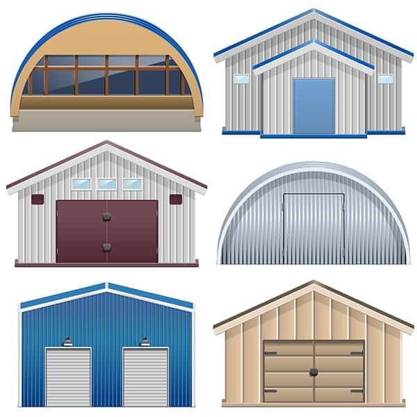 Projekty garaży - garaże wolnostojące, garaż przy domu, czy w piwnicy?