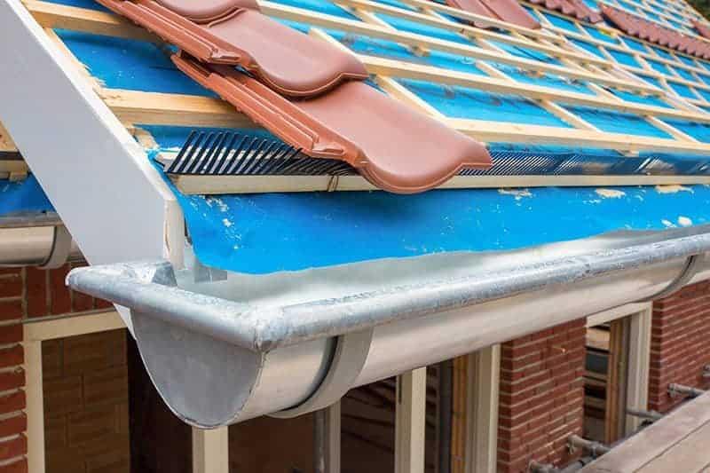 Rynny dachowe montaż