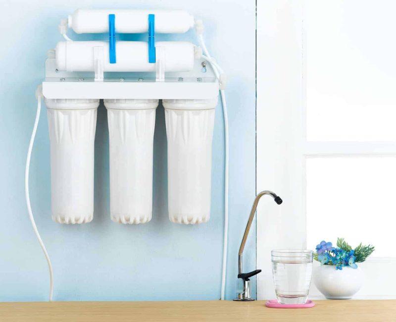 Filtr do wody: uzdatnianie wody w domu jednorodzinnym
