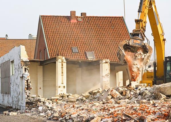 rozbiorkę domku