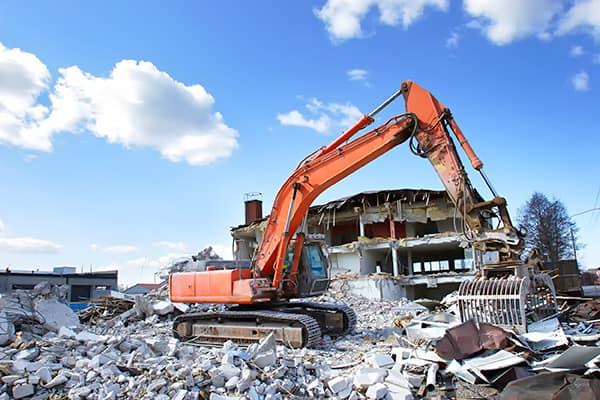 rozbiórki domu jednorodzinnego