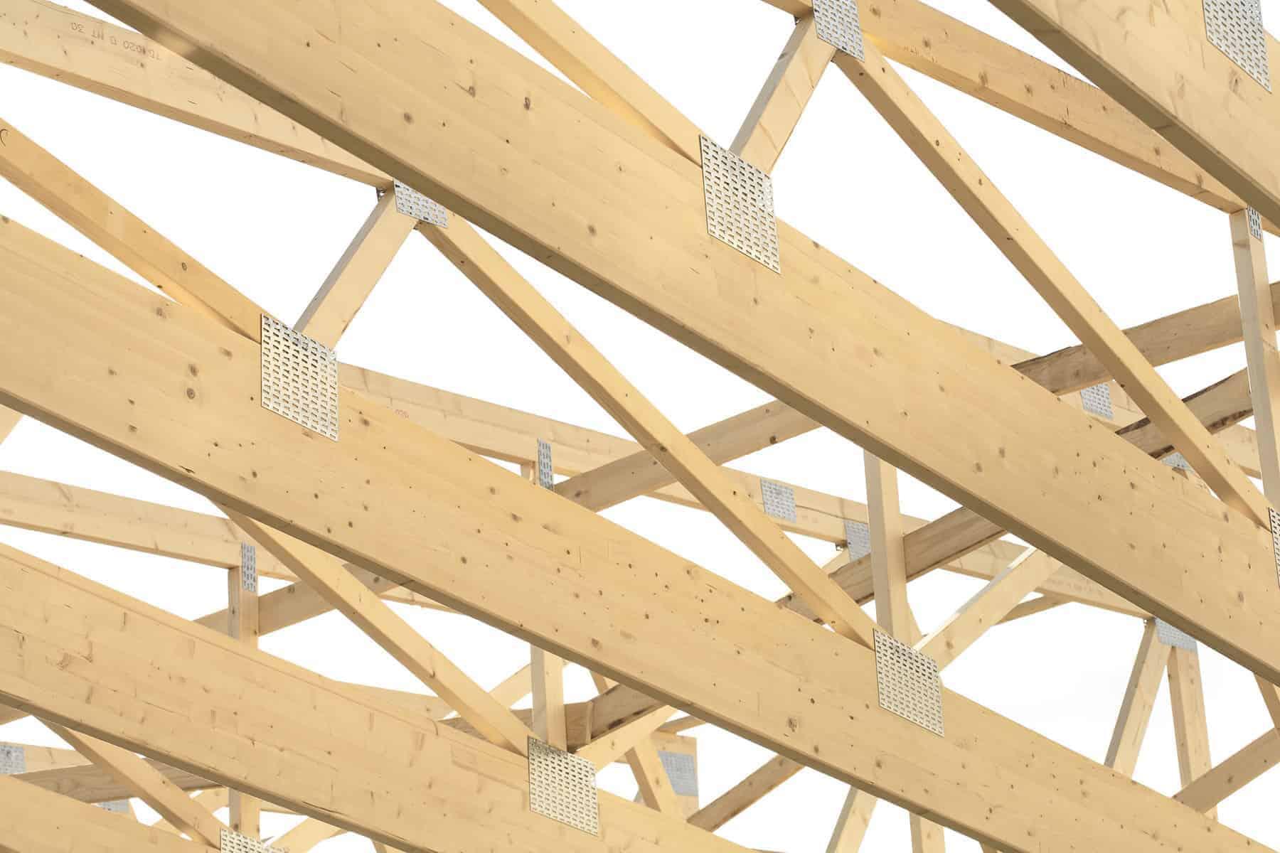 Drewno na więźbę dachową