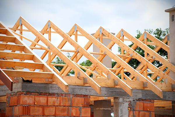prefabrykowna wiezba dachowa