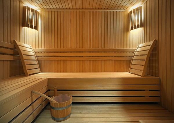 domowe spa sauna fińska