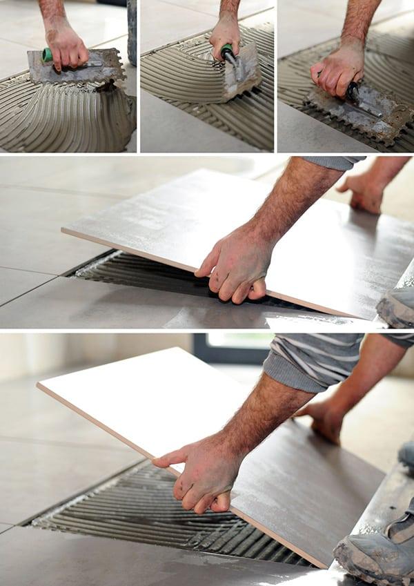 Płytki ceramiczne podłogowe