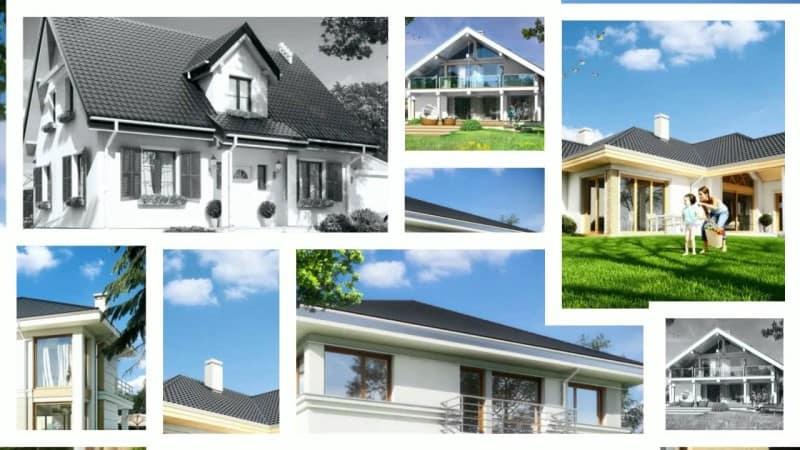 Projekty domów MG Projekt