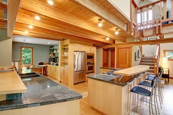 Ile kosztuje dom drewniany?