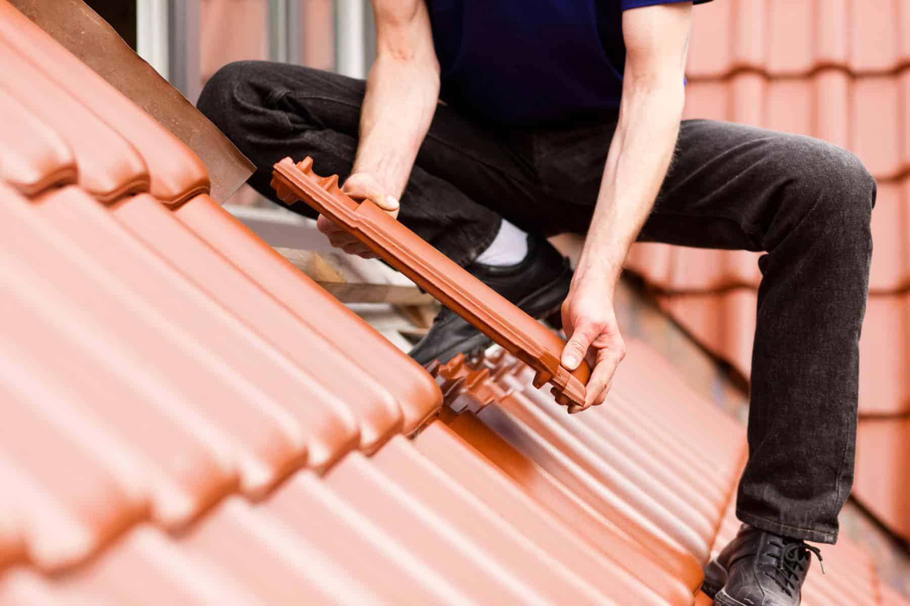 Dach w domu parterowym