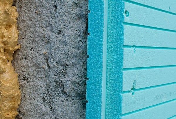 izolacja scian domku