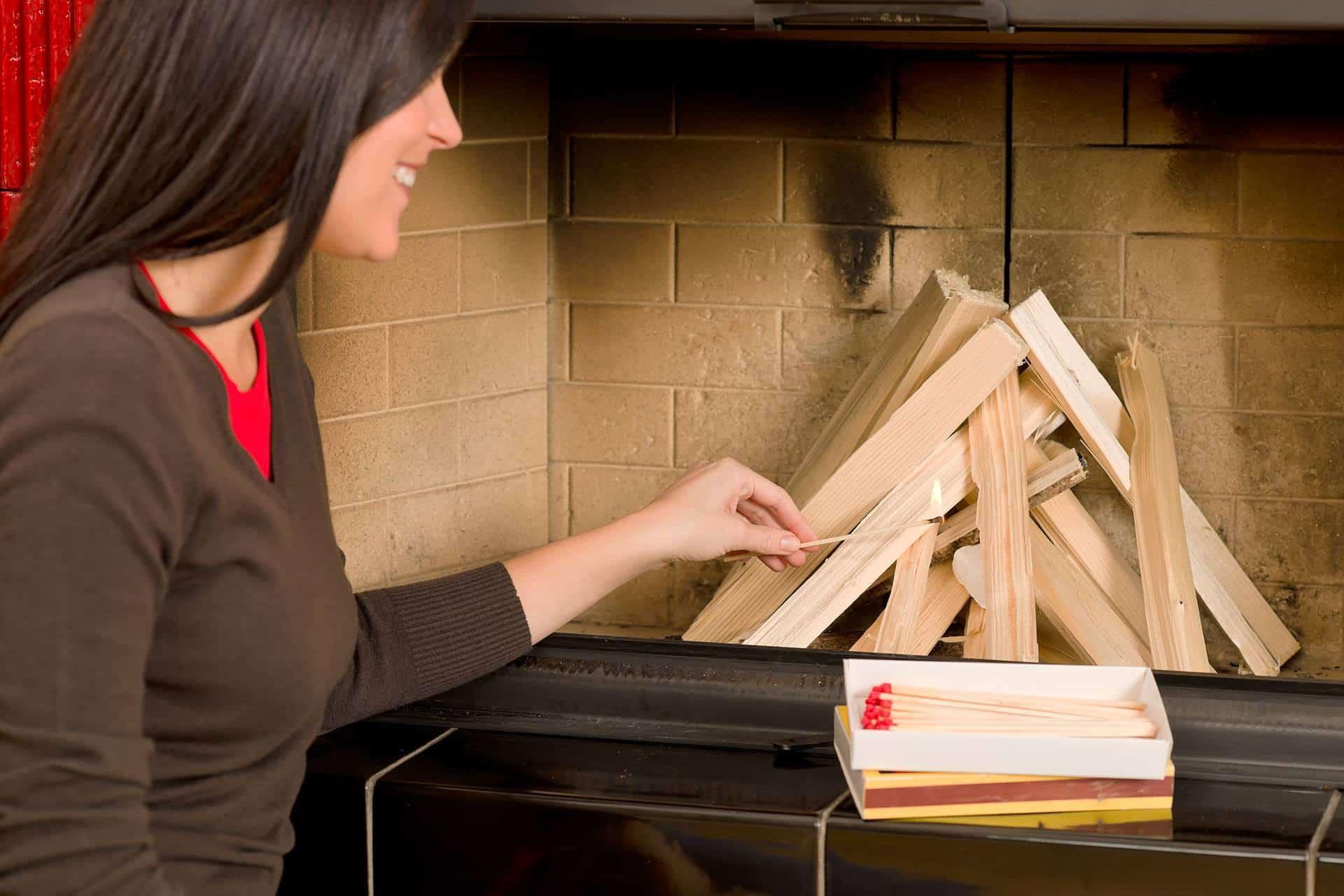 zakup składowanie drewna