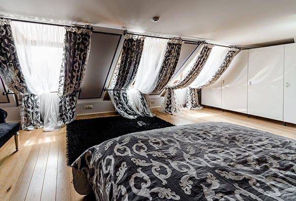 sypialnia projekty domow