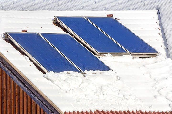 Instalacje energooszczędne - panele fotowoltaiczne