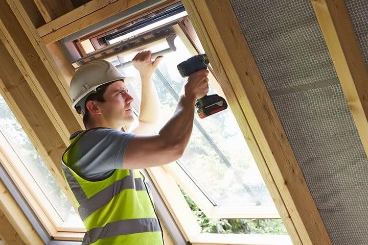 Energooszczędne okna połaciowe