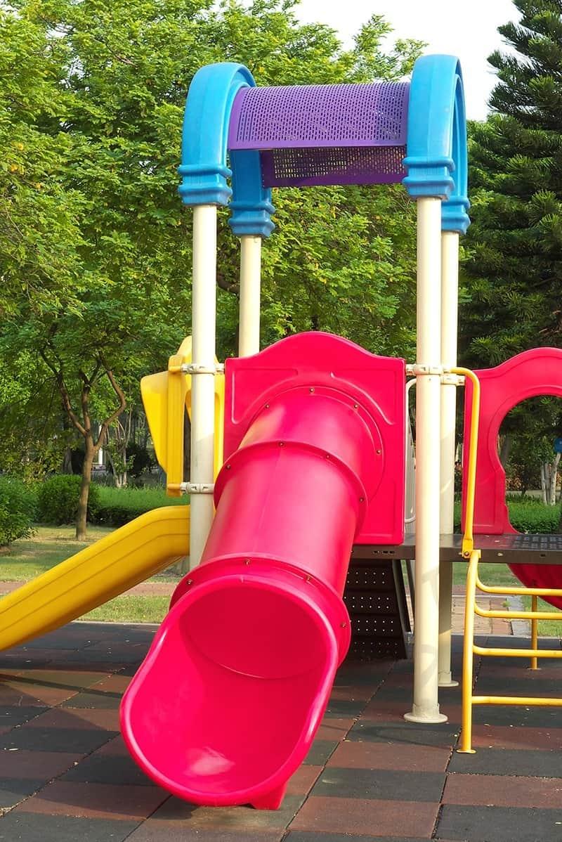 Bezpieczeństwo na placu zabaw dla dzieci