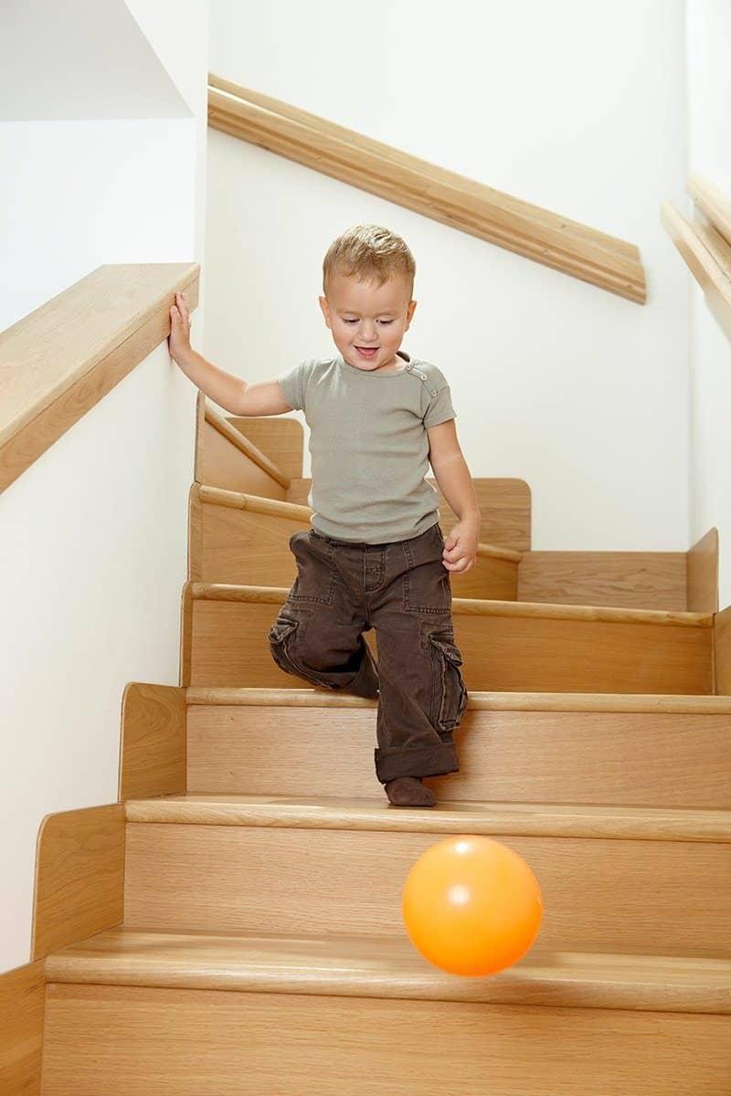 bezpieczne wygodne schody