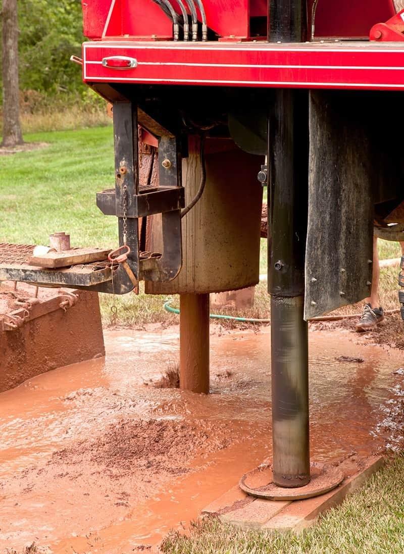 Jaka powinna być głębokość studni?