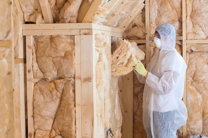 Ocieplenie domu z drewna