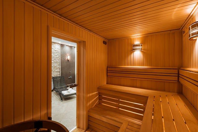 Rodzaje saun - sauna fińska