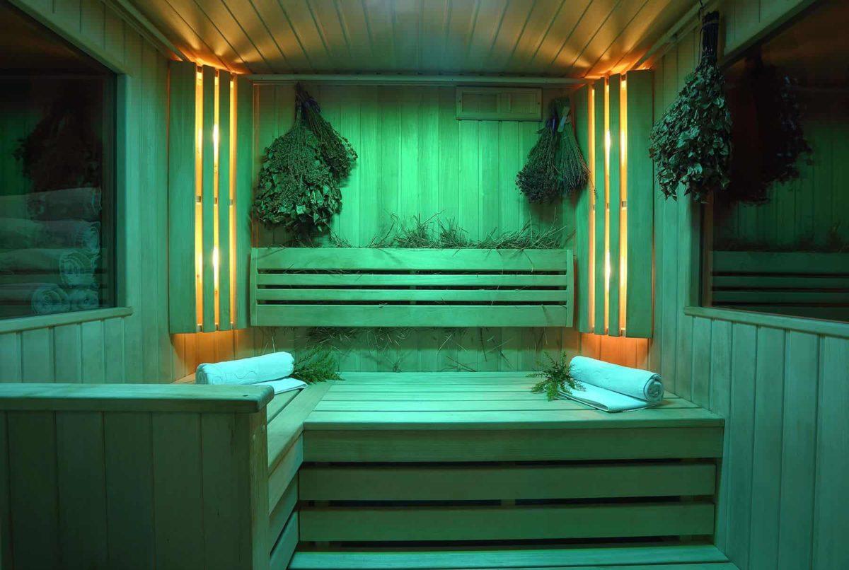 Sauna do domu jednorodzinnego