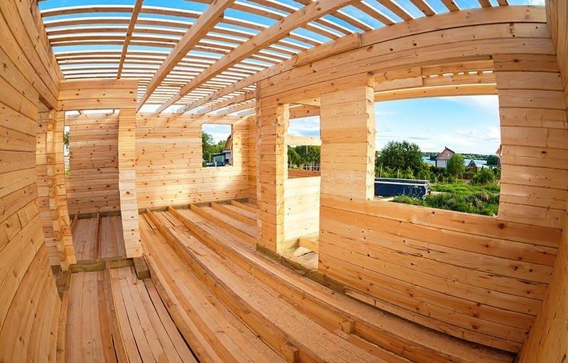 Trwałość domów drewnianych