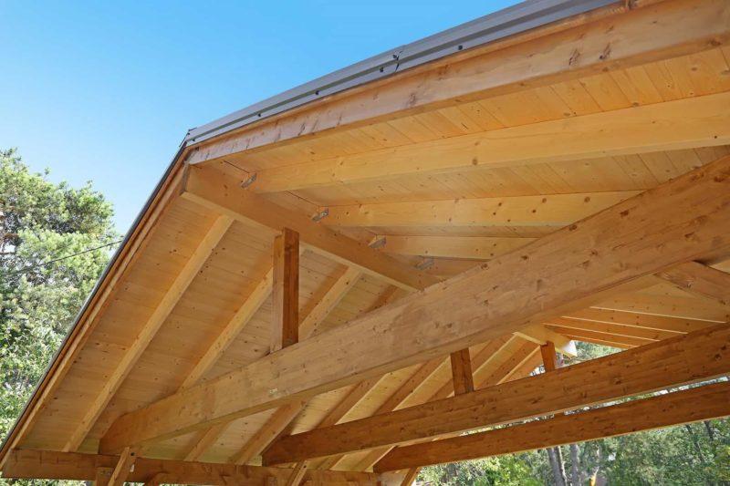Wiata garażowa: projekt i budowa wiaty drewnianej krok po kroku